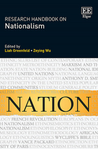 Research Handbook on Nationalism